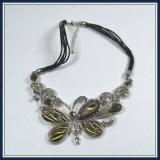 Boucle d'oreille pendante de collier de bijou de mode de poste de guindineau acrylique neuf de résine
