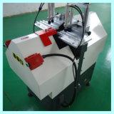 Machine de découpage de talon en verre de guichet de PVC