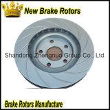 Dischi poco costosi di Braker di alta qualità e di prezzi/rotori con il certificato Ts16949 per le automobili della Germania