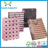 Kundenspezifische Hochzeits-Papierbeutel für Geschenk mit dem Firmenzeichen gedruckt