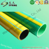 "1/2 "" - 1 "" PVC Braided/Garten /Water/Irrigation Hose mit Paper Card"
