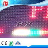 Красная и зеленая панель экрана модуля индикации СИД P10 Rg текста