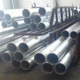rundes Aluminiumrohr 6005A-H112 mit Größe 573mm*10.3mm