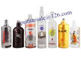 Imprimante UV d'écran en verre DEL pour la bouteille de vin, bouteille à bière, tasses