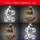 Kasten Hardward Verschluss-Kasten-sperrt passender Verschluss-Metallkasten Metallschmucksache-Wein-Geschenk-hölzerner Kasten-Verschluss