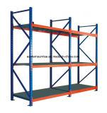 Rek het van uitstekende kwaliteit van de Opslag van het Pakhuis van het Staal van de Plank van de Goederen van het Ontwerp