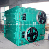 Rocha da grande capacidade que esmaga o triturador de rolo da planta para a venda