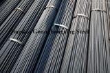 ASTM A615, ASTM A706, Gr40, Gr60, SD390, SD490, de Warmgewalste, Misvormde Staven van het Staal