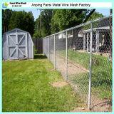 Qualität verwendeter galvanisierter Kettenlink-Zaun