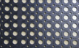 A esteira de borracha da segurança para a oficina da fábrica da cozinha barra áreas ao ar livre industriais e dos rebanhos animais