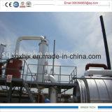 Pianta di riciclaggio usata economizzatrice d'energia dell'olio che ottiene benzina diesel
