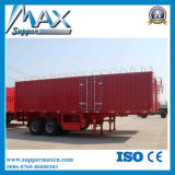 Lastwagen-Förderwagen-Bulkladung-halb Schlussteil von China
