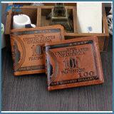 Бумажник волшебства кожи тавра верхнего качества