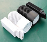 4wire 3 Phase Standard europeo 45W COB LED Track Light