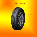 165r13c neumático radial, neumático de la polimerización en cadena, neumático de coche, neumático