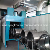 Quarto de Drying de lavagem para High Speed Steel Drum Making Machine ou Steel Drum Production Line Steel Barrel Machine Equipment