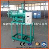 家畜の肥料水分離器装置