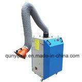 Estrattore del fumo di saldatura di pulizia del getto di impulso dell'aria con aspirazione due