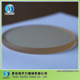 Het hete Verkopende Glas Op hoge temperatuur van het Gezicht van 4mm Ceramische