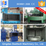 Fatto in Besttech Company Durable Rotary Table Shot Blasting Machine