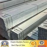 Rechteckige Form-vor galvanisierte Stahlgefäß-Bedingung