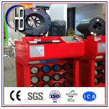Großhandelsqualität hydraulischer PLC-Schlauch-quetschverbindenmaschine mit schnellen Änderungs-Hilfsmitteln mit grossem Rabatt