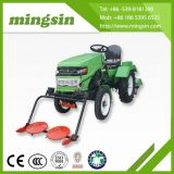 Tracteur agricole miniature 12HP 4 roues 2 roues motrices chauds Ms120 / Ms150