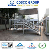 Cosco 6x6m Double Deck Carpa Pagoda en Venta