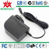 bloc d'alimentation de 12V2a AC/DC Adapter 24W Switching (R-U, AU, USA, JP, UE)