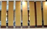 الصين صاحب مصنع ألومنيوم يطوي جدر خشبيّة مطعم [برتيأيشن ولّ]