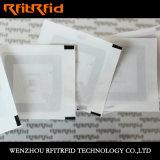 13.56MHz escritura de la etiqueta clásica programable del PVC MIFARE RFID