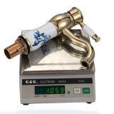 Смеситель воды клапана тазика мытья причудливый Faucet ванной комнаты латунный керамический