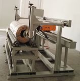 Angepasst, Rollenausdehnungs-Film-Maschinen-/Papier-Rollenausdehnungs-Verpackung einwickelnd