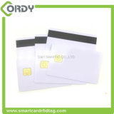 Dual J3D081 JAVA Card com 8,4 mm Hico Magnetic Stripe