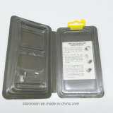 Коробка пластмассы PVC/PP/Pet упаковывая в случай iPhone