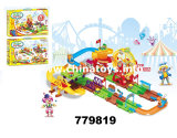 Plastic Electrical Toys B / O Orbit Building Blocks (779814)