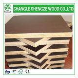 11개의 층 18mm 브라운 Shuttering Plywood