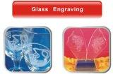 Hohe Präzisions-Laser-Schnitt maschinell hergestellt in China