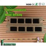 Panneau de mur composé durable et élégant en bois WPC