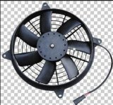 Ventilateur de refroidissement d'extracteur de radiateur sans frottoir électronique pour le bus
