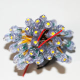 12mm/Yellow DC5V/12V impermeabilizzano esposto facendo pubblicità all'indicatore luminoso del pixel del LED