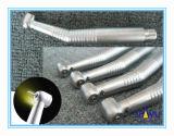 최신 판매 Kavo NSK 누름단추식 전쟁 LED E 발전기 고속 치과 Handpiece
