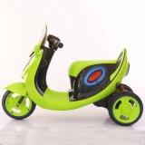 Motocicleta Elétrica para Crianças com 3 Falshing Light Wheels