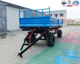 Reboque novo da exploração agrícola do estilo 2015 com o trator de 4 rodas para o mercado de África