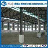 Светлый пакгауз стальной структуры конструкции конструкции Prefaricated рамки