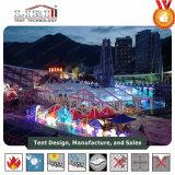 De duidelijke Tent van pvc voor Festival, Transparante Markttent voor OpenluchtGebeurtenissen