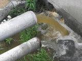 Filtre commercial de disque système de commande automatique de filtration d'eau usagée