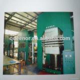 Distribuidores Vulcanizing de formação de espuma da máquina da única imprensa da sapata de EVA