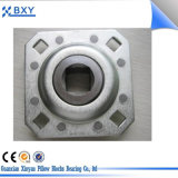 Alésage rond, carré, ou hexagonal roulement à billes de garniture intérieure des machines Gw208PP17 agricoles -