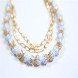 La nueva manera del item rebordea los collares de la joyería